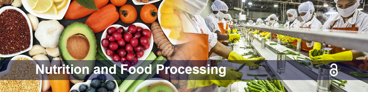 AUCTORES | Nutrition And Food Processing